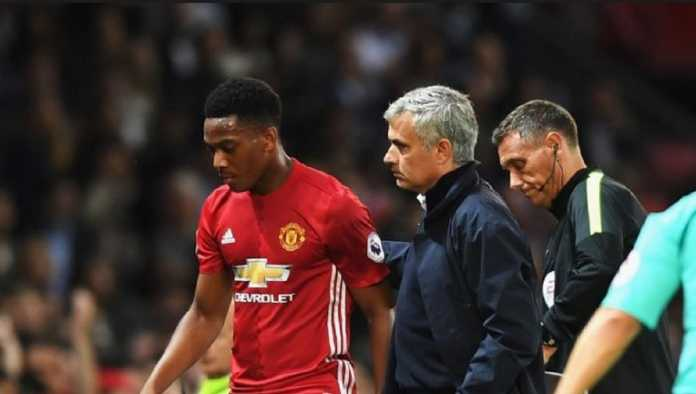 Berita Liga Inggris, Manchester United, Jose Mourinho, Anthony Martial