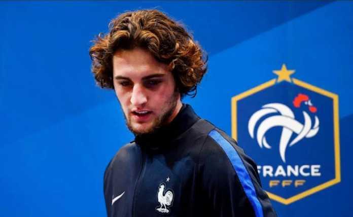 Berita Liga Internasional, PSG, Adrien Rabiot
