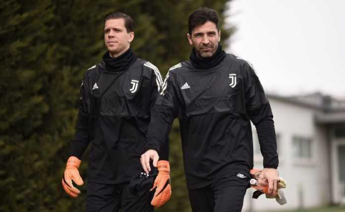 Berita Liga Italia, Juventus Wojciech Szczesny, Gianluigi Buffon