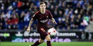 Berita Transfer - Everton - Barcelona - Lucas Digne