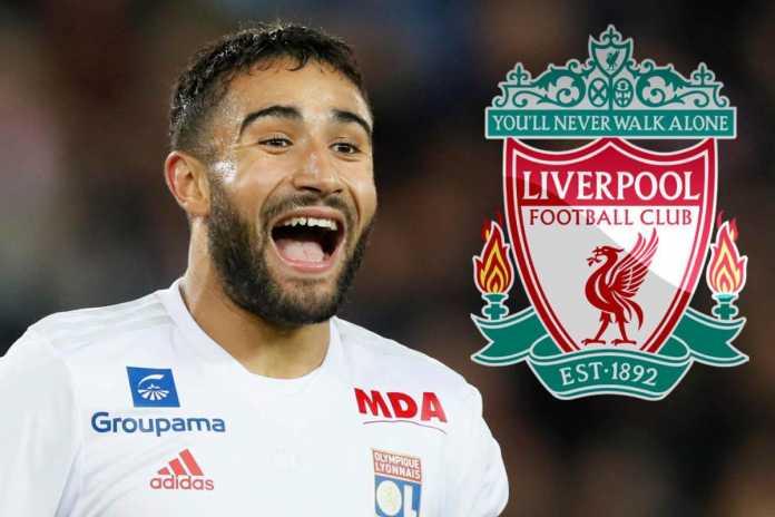 Berita Transfer, Nabil Fekir, Marcelo, Liverpool, Olympique Lyon, West Ham United