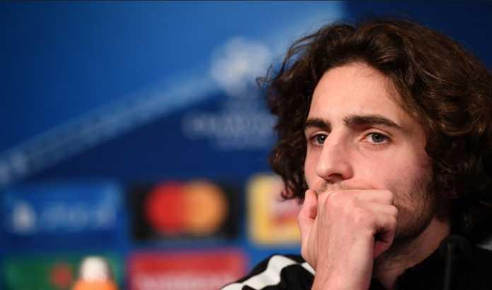 Berita Transfer, PSG, Adrien Rabiot