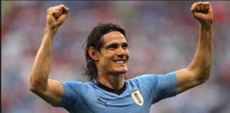 Berita Transfer, PSG, Napoli, Edinson Cavani