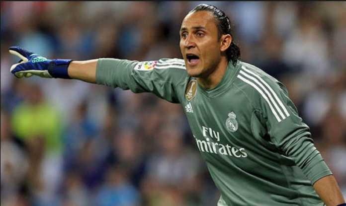 Berita Transfer, Real Madrid, Keylor Navas