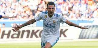 Berita Transfer, Real Madrid, Real Betis, Dani Ceballos