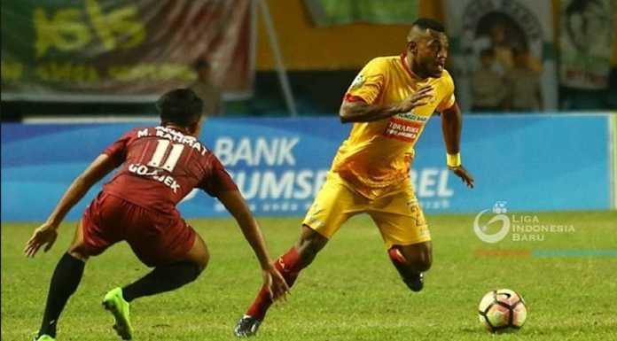Berita Transfer - Sriwijaya FC - Marckho Sandy Meraudje