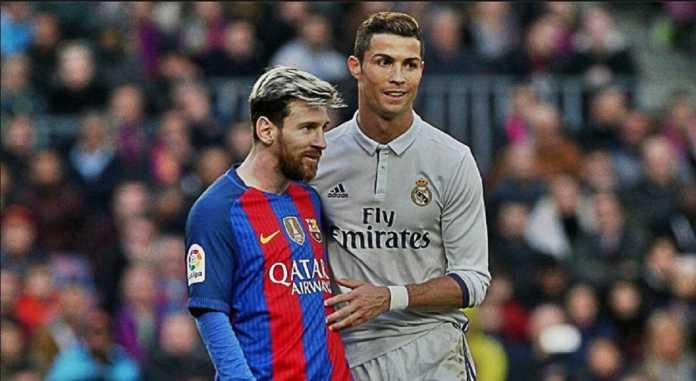 Ryan Giggs katakan, pindahnya Cristiano Ronaldo ke Juventus tak lepas dari 'permusuhan' bintang Portugal itu dengan pemain Barcelona, Lionel Messi. Benar musuhan?