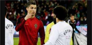 Pemain Terbaik FIFA, Cristiano Ronaldo, Mohamed Salah