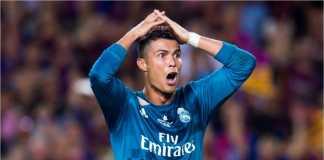 Cristiano Ronaldo dilaporkan sangat kecewa dengan kesediaan Real Madrid melepaskan dirinya dengan hanya Rp 1,6 Trilyun, cuma 10% saja dari klausul rilis di kontrak terbarunya.