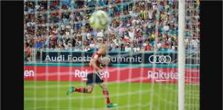 Cuplikan Gol Bayern Munchen vs Manchester CIty ICC 2018
