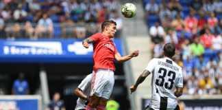 Cuplikan Gol Benfica vs Juventus ICC 2018