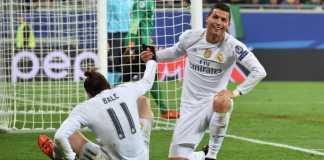 Gareth Bale disebut-sebut akan ikuti jejak Cristiano Ronaldo yang baru saja tinggalkan Real Madrid dan gabung Juventus.