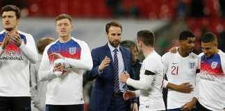 Gareth Southgate bangga Timnas Inggris saat ini dapat dukungan penuh dari fans di Piala Dunia 2018.