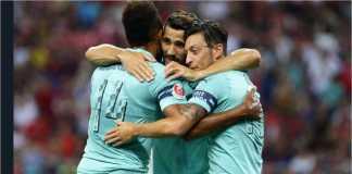Hasil Bola, Arsenal, PSG, ICC 2018
