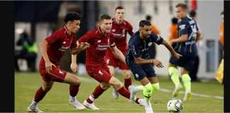 Hasil ICC 2018, Manchester City vs Liverpool