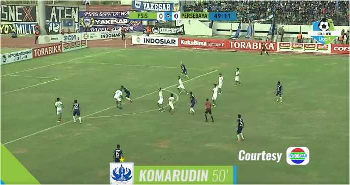 Hasil Liga 1: Hasil PSIS Semarang Vs Persebaya Surabaya, Skor Akhir 1-0