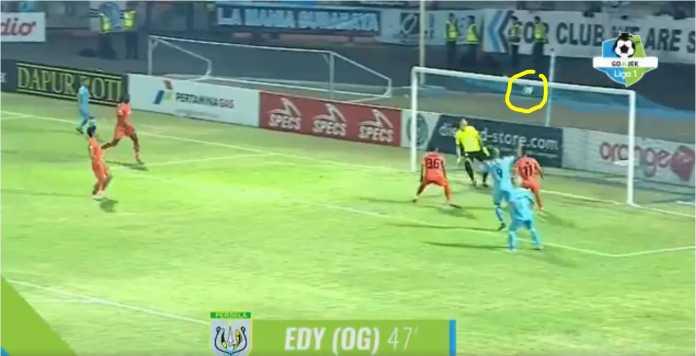 Persela Lamongan menang 2-0 atas Pusamania Borneo FC dalam lanjutan Liga 1 Indonesia, Rabu malam.