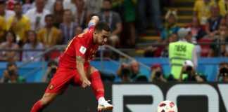 Hasil Piala Dunia 2018, Brasil vs Belgia