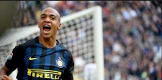 Inter Milan dikabarkan akan segera lepas Joao Mario ke Wolverhampton Wanderers setelah ia menolak Bournemouth.