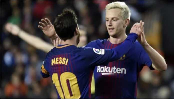 Ivan Rakitic jadi pemain yang paling sering dimainkan, baik di Barcelona maupun Timnas Kroasia.