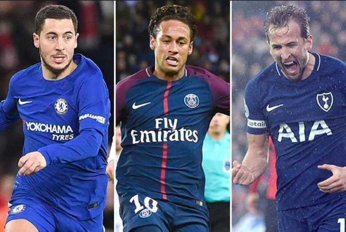 Julen Lopetegui berharap Real Madrid datangkan Eden Hazard dan Harry Kane, ketimbang Neymar dari PSG.