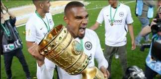 Kevin-Prince Boateng resmi tinggalkan Eintracht Frankfurt dan memperkuat Sassuolo musim depan.