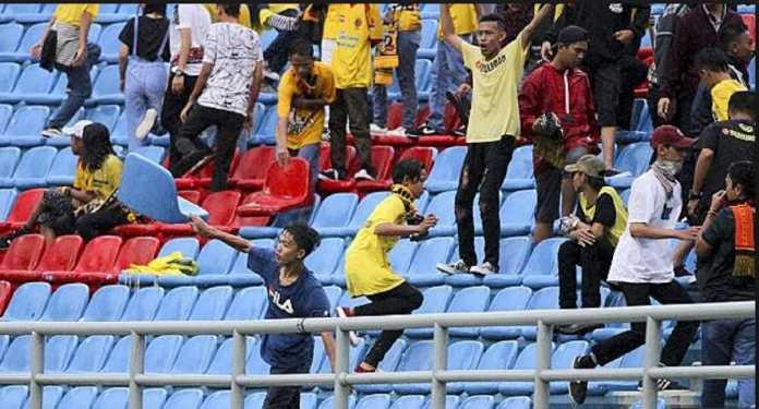 Liga Indonesia - Sriwijaya FC