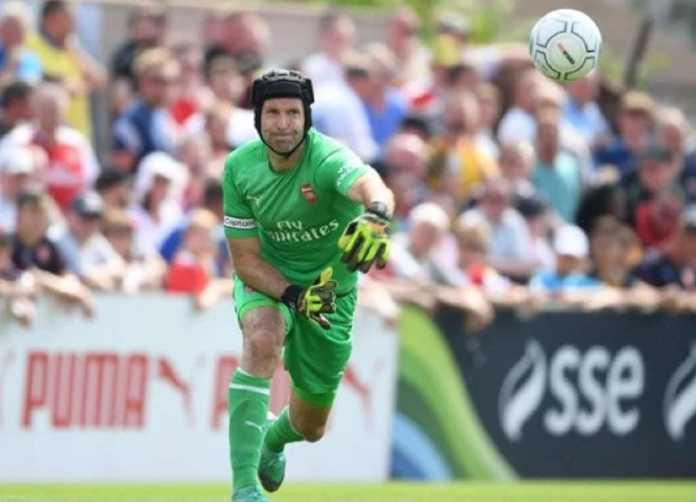 Liga Inggris - Kiper Arsenal Petr Cech Berpeluang Kembali ke Chelsea.