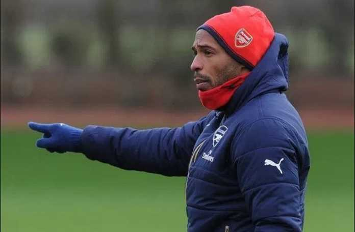 Liga Inggris - Thierry Henry Diminta Melatih Tim Championship Aston Villa.