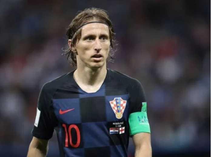 Luka Modric Bermain Piala Dunia Jadwal Timnas