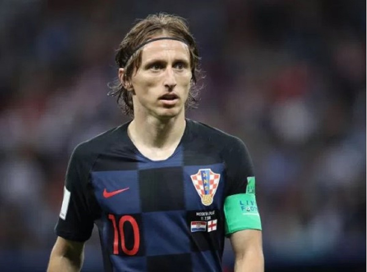 Luka Modric Paling Sering Bermain di Piala Dunia 2018 ...