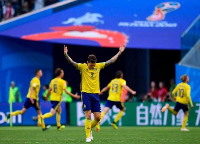 Manchester United bisa kehilangan beknya, Victor Lindelof, setelah penampilan apiknya bersama Timnas Swedia di Piala Dunia 2018.