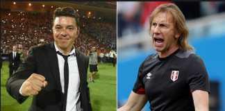 Timnas Argentina incar dua pelatih pengganti Jorge Sampaoli; Ricardo Gareca dan Marcelo Gallardo.