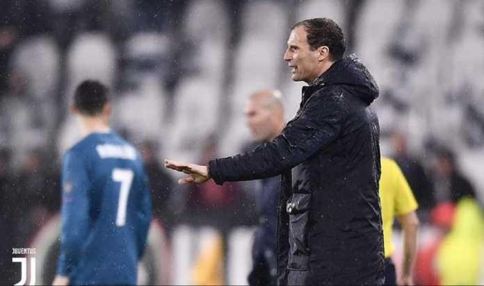 Pelatih Juventus, Massimiiano Allegri, malah mengaku tak tahu kalau Cristiano Ronaldo akan datang ke J-Stadium dan jadi anak asuhnya musim depan.
