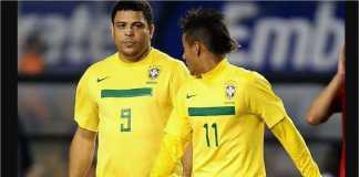 Ronaldo da Lima membela aksi guling-guling Neymar pada laga-laga Piala Dunia 2018, menilai pemain bintang itu tak memperoleh cukup perlindungan dari wasit.