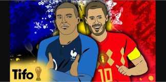 Head-to-head Prancis vs Belgia menunjukkan keseimbangan kedua tim. Prancis lebih unggul pada laga-laga kompetitif tapi Belgia memenangkan tiga laga persahabatan terkini antara keduanya.