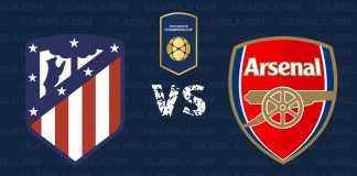 Prediksi Atletico Madrid vs Arsenal, ICC 2018