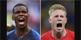 Prancis lebih diunggulkan untuk menang atas Belgia pada partai pertama semi final Piala Dunia 2018, besok.