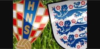Inggris diperkirakan unggul 2-1 atas Kroasia pada semi final kedua Piala Dunia 2018, Kamis dinihari.