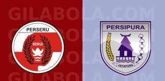 Prediksi Perseru Serui vs Persipura Jayapura, Liga 1 Indonesia
