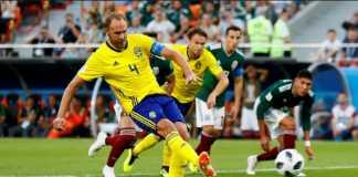 Swedia akan bertemu Swiss di babak 16 besar Piala Dunia 2018, Selasa (3/7) malam WIB.