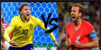 Swedia vs Inggris diprediksi akan usai dengan skor 0-2, Sabtu malam, dengan faktor kekuatan mental para pemain Three Lions menjadi dasarnya.