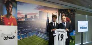 Liga Spanyol, Real Madrid, Alvaro Odriozola