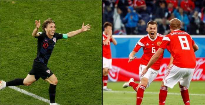 Data head-to-head Rusia vs Kroasia memperlihatkan permainan anti-sepakbola yang diperlihatkan Rusia sudah menjadi gaya permainan mereka selama beberapa tahun terakhir.