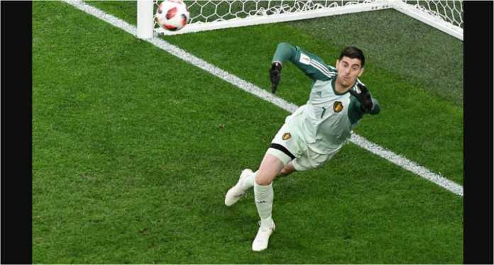 Saking bencinya pada Antoine Griezmann dan timnas Prancis, kiper Belgia Thibaut Courtois memilih mematikan TV saat akhir final Piala Dunia 2018.