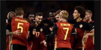 Lima pemain Belgia cuma satu kartu kuning jauhnya dari skorsing di babak perempat final Piala Dunia 2018, jika berhasil lolos dari hadangan Jepang pada Selasa dinihari ini.
