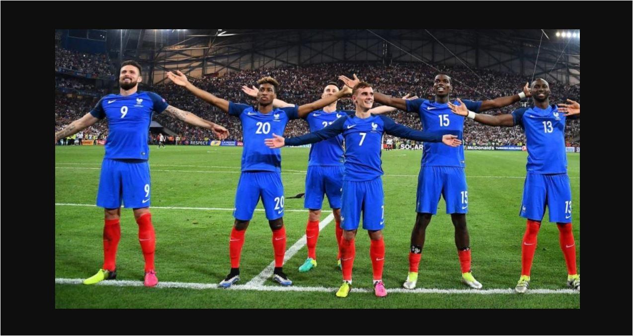Final Piala Dunia 2018: Lihat Beda Kelas Pemain Prancis vs
