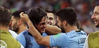 Luis Suarez akui Timnas Uruguay jadi tim asal Amerika Selatan terbaik di Piala Dunia 2018 walau mereka gagal melaju ke final.
