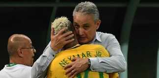 Pelatih Timnas Brasil, Tite, akui Neymar belum bermain maksimal di Piala Dunia 2018 karena baru mencetak satu gol dalam tiga laga di fase grup E.