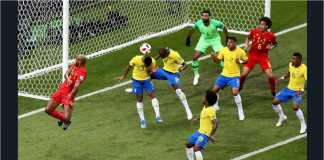 Video Highlights Cuplikan Gol Brasil vs Belgia, 07/07/2018